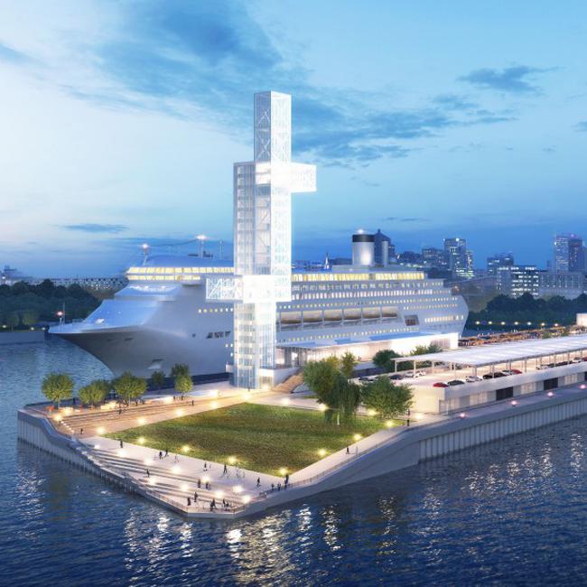 Jetée Alexandra | Port de Montréal
