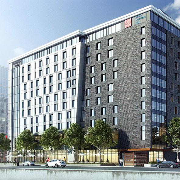 Hôtel Hilton Westbury